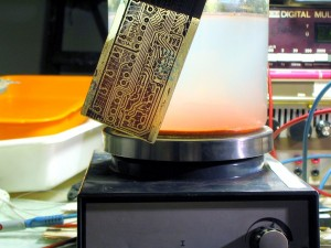 Etching Jar CloseUp