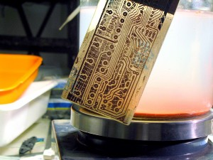 CloseUp of the PCB