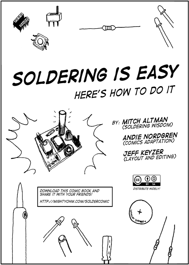 Soldering is Easy! (eBook)